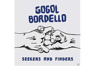 Gogol Bordello - Seekers and Finders - (CD)