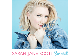 Sarah Jane Scott - So viel - (CD)