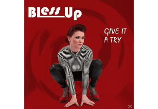 Bless Up - Give It A Try - (CD)
