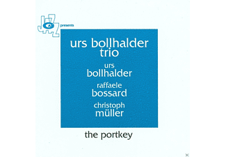 Urs Bollhalder Trio - The Portkey - (CD)