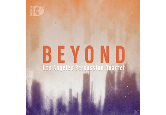 Los Angeles Percussion Quartet - Beyond - (CD + Blu-ray Audio)
