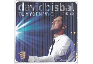 David Bisbal - Tu Y Yo....En Vivo ( CD+DVD) - (CD + DVD Video)