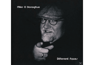Mike O' Donoghue - Different Faces - (CD)
