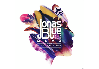Jonas Blue, William Singe - Mama - (5 Zoll Single CD (2-Track))