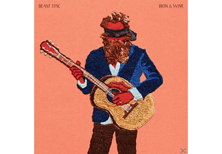 Iron & Wine - Beast Epic - (CD)