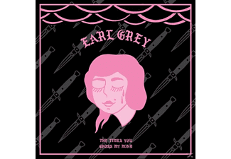 Earl Grey - The Times You Cross My Mind (LTD Gold Vinyl) - (EP (analog))