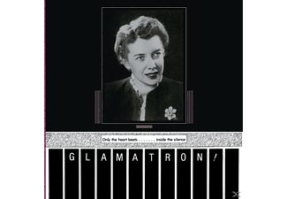 Glamatron - Only The Heart Beats & Chrome Horizons(Pink Vinyl) - (Vinyl)