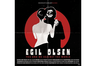 Egil Olsen - You And Me Against The World - (Vinyl)