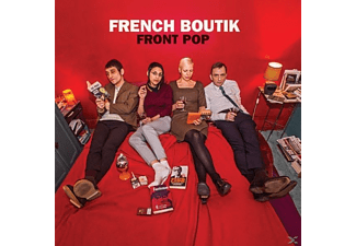 French Boutik - Front Pop (Red Vinyl) - (LP + Download)