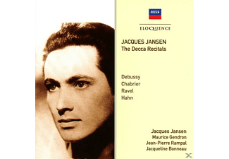 Jansen/Bonneau/Gendron/Rampal - Jacques Jansen: The Decca Recitals - (CD)
