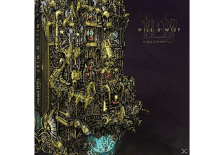 Will-o'-the-wisp - Puzzle Symphony - (CD)
