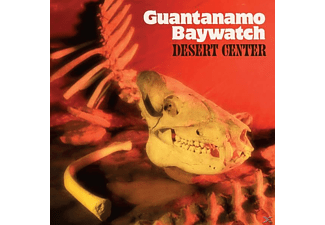 Guantanamo Baywatch - Desert Center - (CD)
