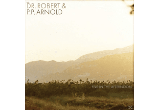 P.P. Arnold, Dr Robert - Five In The Afternoon - (Vinyl)