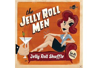 The Jelly Roll Men - Jelly Roll Shuffle - (CD)