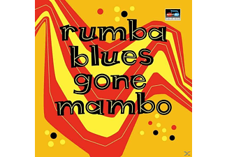 VARIOUS - Rumba Blues Gone Mambo - (CD)