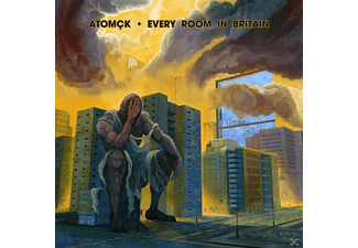 Atomçk - Every Room In Britain - (Vinyl)