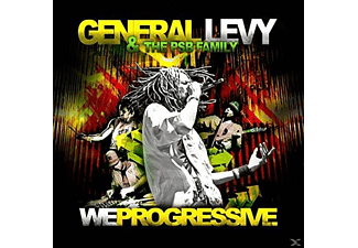 General Levy & The Psb Family - We Progressive - (CD)