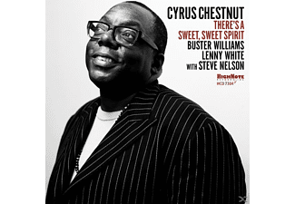 Cyrus Chestnut - There s a Sweet,Sweet Spirit - (CD)