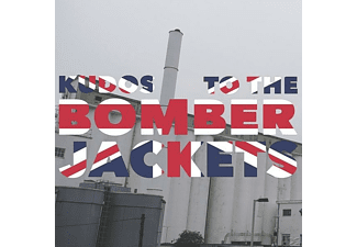 The Bomber Jackets - Kudos To The Bomber Jackets - (Vinyl)
