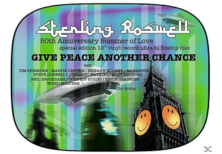"Sterling Roswell - Give Peace Another Chance (Remix 12"") - (Vinyl)"