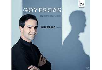 Jose Menor - Goyescas - (CD)