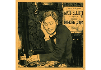 Matt Elliott - Drinking Songs - (LP + Download)