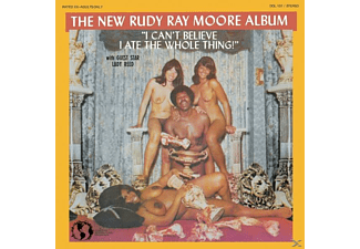 Rudy Ray Moore - I Can't Believe I Ate The Whole Thing - (CD)