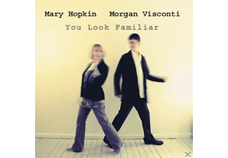 Mary Hopkin, Morgan Visconto - You Look Familiar - (CD)