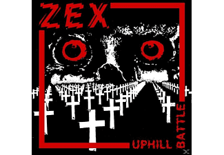 Zex - Uphill Battle (+Download) - (Vinyl)