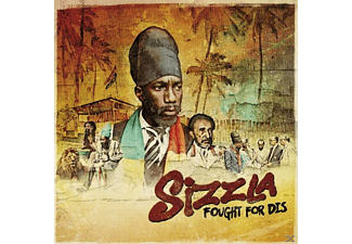 Sizzla - Fought For Dis - (Vinyl)