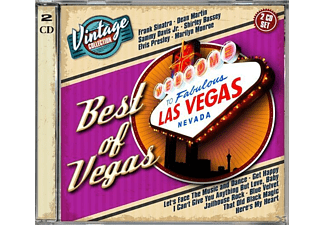 VARIOUS - Best Of Vegas-Vintage Collection - (CD)