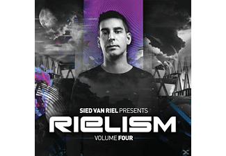 Sied Van Riel, VARIOUS - Rielism Vol.4 - (CD)