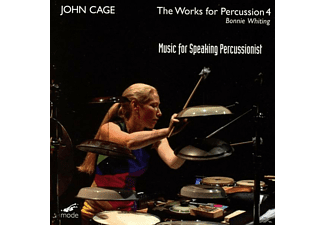 Whiting,Bonnie/Otte,Allen - Works for Speaking Percussionist - (CD)