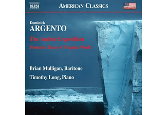 Mulligan,Brian/Long,Timothy - The Andree Expedition - (CD)