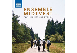 Ensemble Midtvest - Serenaden - (CD)