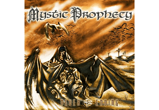 Mystic Prophecy - Never Ending (Re-Release) - (CD)