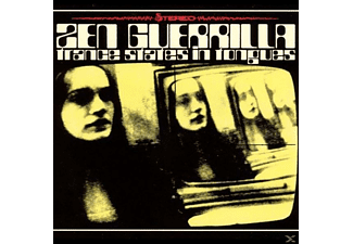 Zen Guerrilla - Trance States In Tongues - (CD)