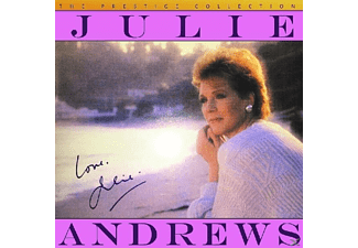 Julie Andrews - LOVE JULIE - (CD)