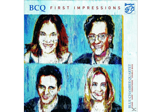 Blue Chamber Quartet - First Impressions (Mehrkanal) - (SACD Hybrid)