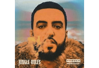 French Montana - Jungle Rules - (CD)