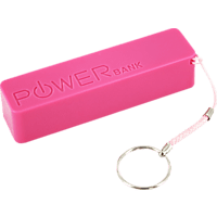 XLAYER Colour Line Powerbank 2600 mAh  Pink