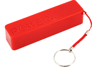 XLAYER Colour Line, Powerbank, 2600 mAh, Rot