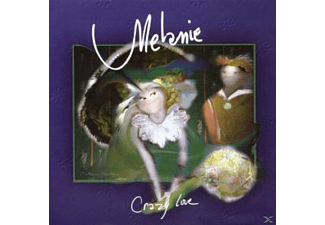 Melanie - Crazy Love - (CD)