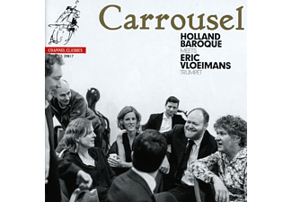 Vloeimans, Eric | Baroque, Holland - Carrousel - (CD)