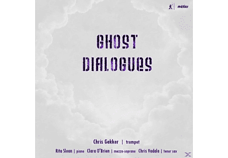 VARIOUS - Ghost Dialogues - (CD)