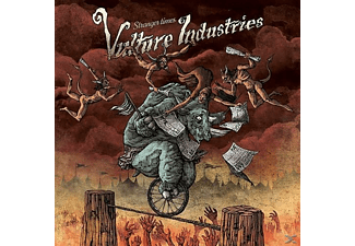 Vulture Industries - Stranger Times (Digipak) - (CD)