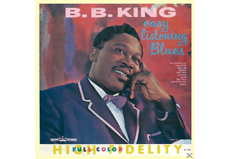 B.B. King - Easy Listening Blues - (CD)