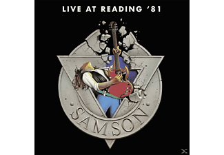 Samson - Live At Reading '81 - (Vinyl)