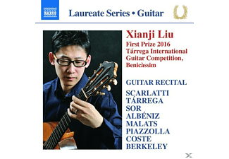 Xianji Liu - Guitar Recital - (CD)