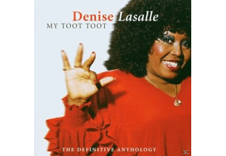 Denise Lasalle - My Toot Toot - (CD)